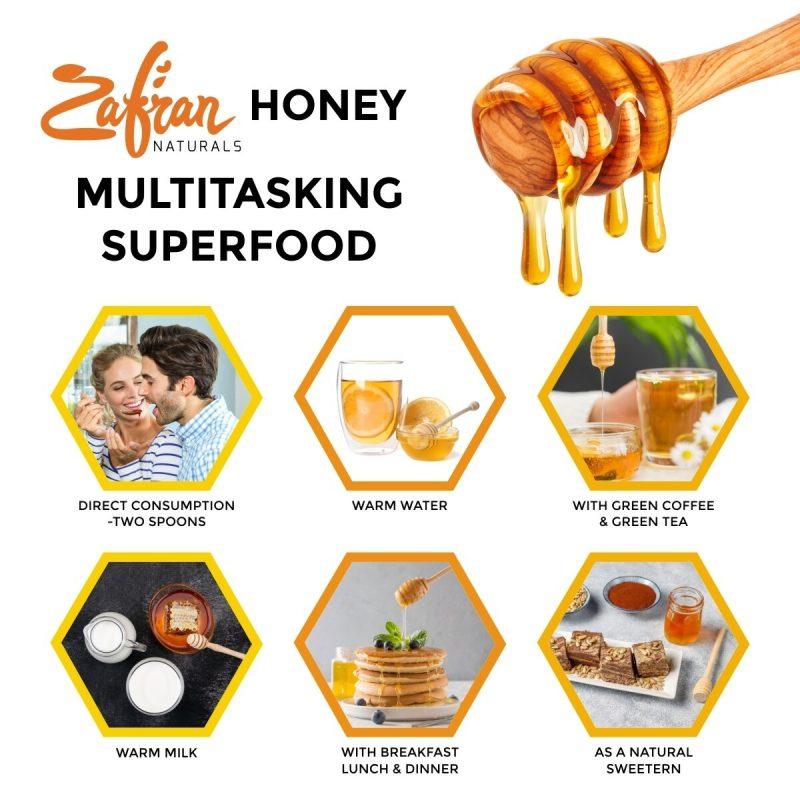 Ajwain Honey 3