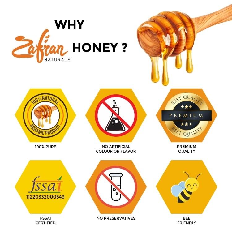 Ajwain Honey 4