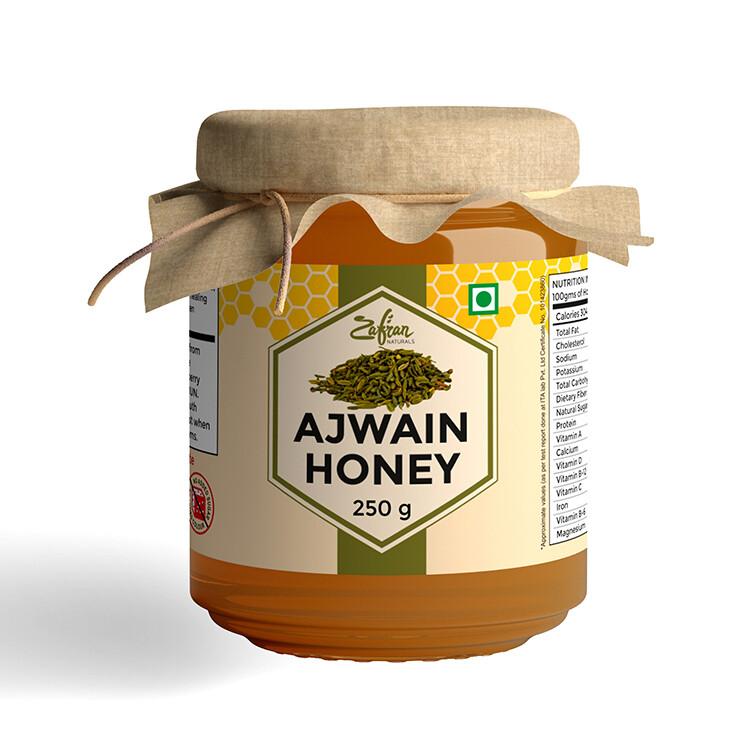 Ajwain Honey