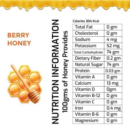 Berry Honey 1