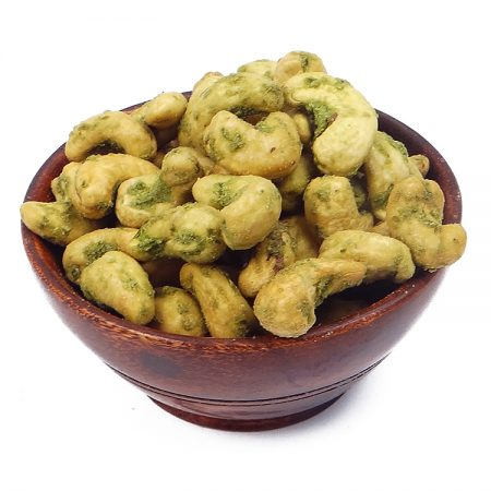 Cashew Green Chilli Fried