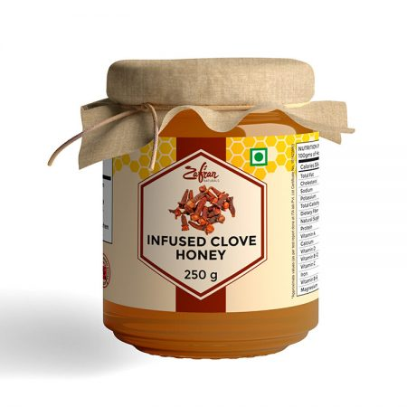 Infused Clove Honey -1kg