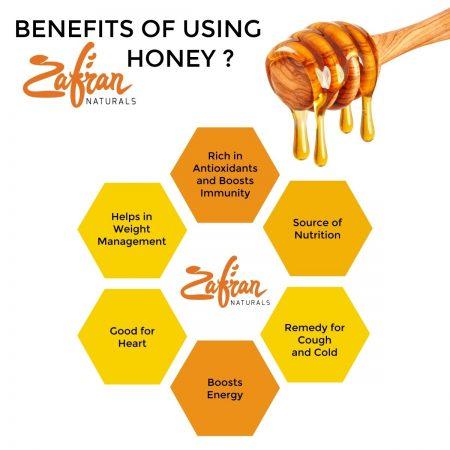 Infused Ginger Honey -1kg -2