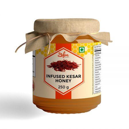 Infused Kesar Honey -1kg