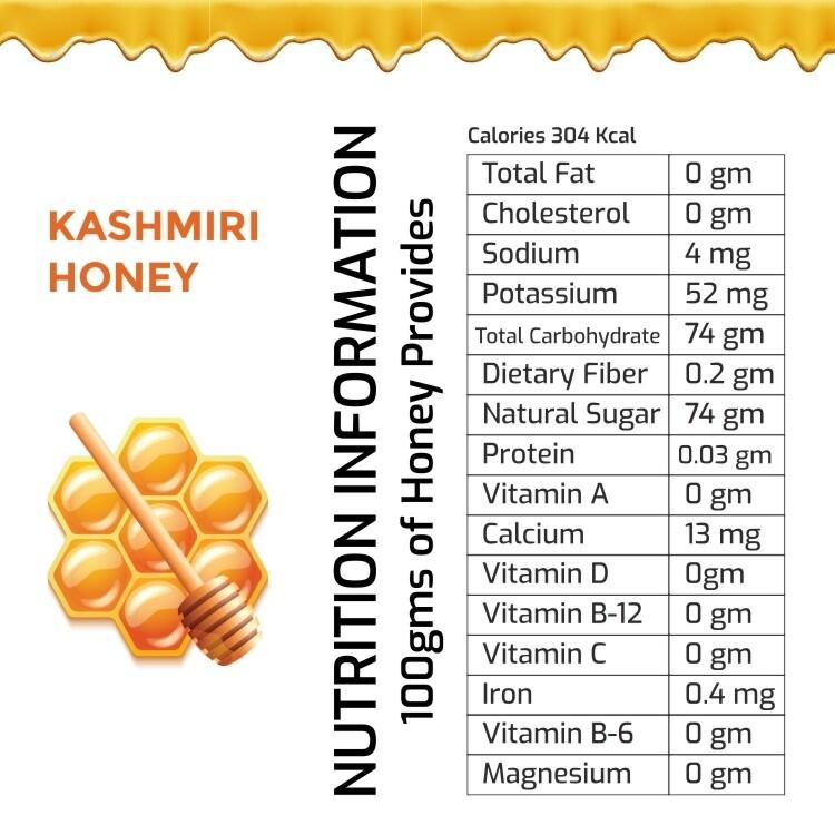 Kashmiri Honey 1